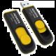 ADATA UV128 64GB, žlutá