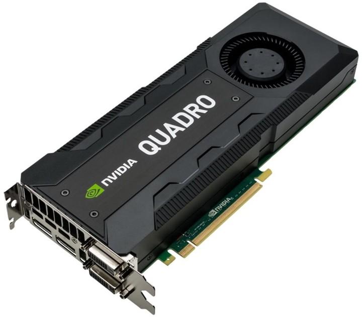 HP NVIDIA Quadro K5200 8GB