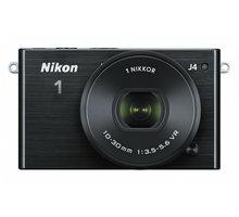 Nikon 1 J4 + 10-30 mm, černá