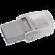 Kingston DataTraveler microDuo 3C - 128GB