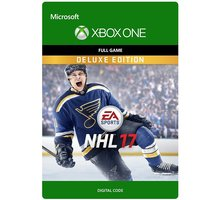NHL 17: Deluxe Edition (Xbox ONE) - elektronicky - G3Q-00137