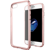 Spigen Ultra Hybrid pro iPhone 7, rose crystal - 042CS20445