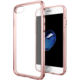 Spigen Ultra Hybrid pro iPhone 7, rose crystal