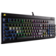 Corsair Gamiing STRAFE RGB LED + Cherry MX BLUE, CZ