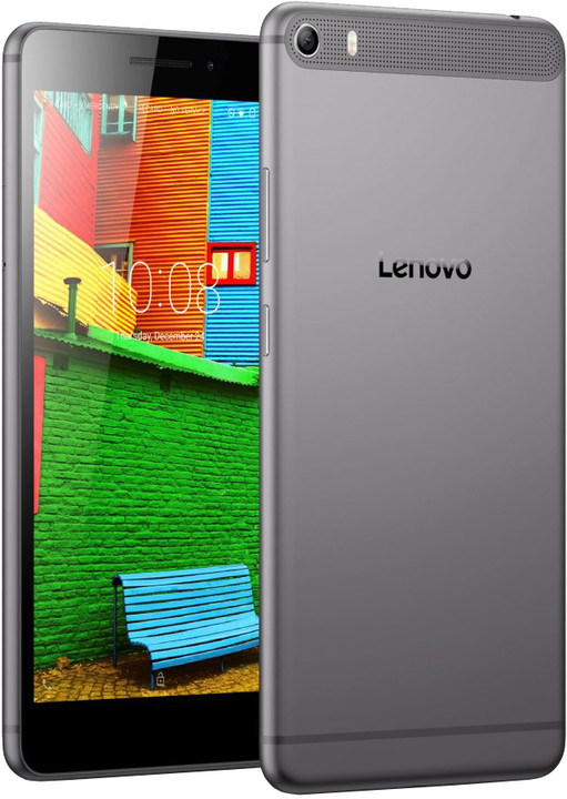 "Lenovo Phab Plus 6,8"" - 32GB,LTE, gunmetal"