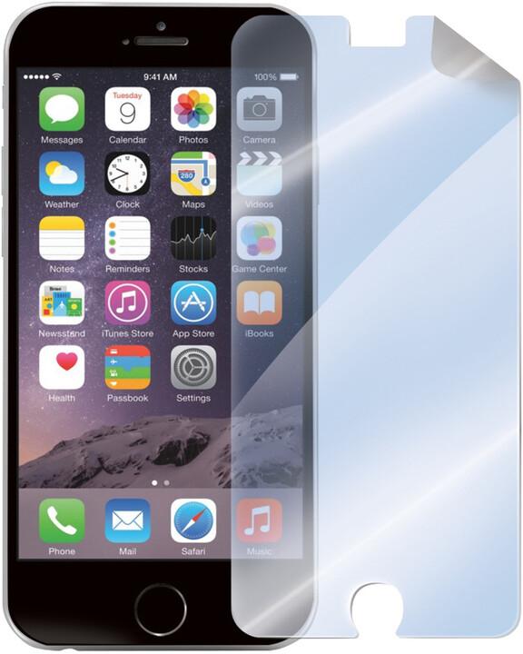 CELLY ochranná fólie pro Apple iPhone 6/6S Plus, lesklá, 2ks