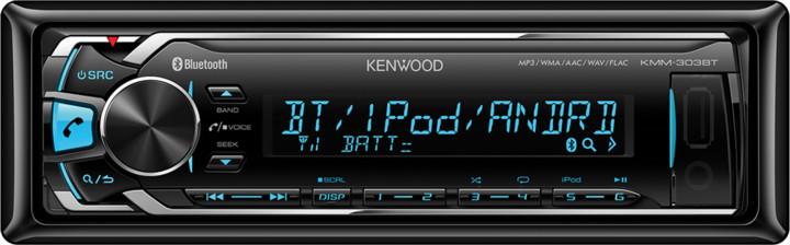 Kenwood KMM-303BT