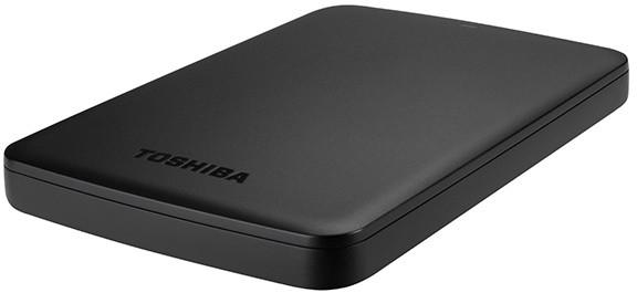 Toshiba Stor.E Canvio Basics - 1TB, černá