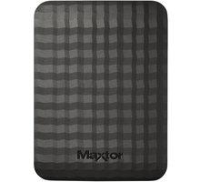 Maxtor M3 Portable - 1TB, černá - STSHX-M101TCBM