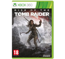 Rise of the Tomb Raider - X360 - 885370984965