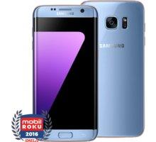Samsung Galaxy S7 Edge - 32GB, modrá - SM-G935FZBAETL
