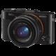 Sony Cybershot DSC-RX1R, černá