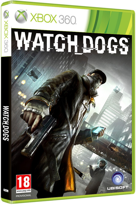 Watch Dogs - X360