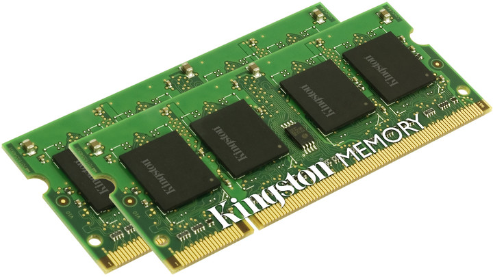 Kingston System Specific 4GB (2x2GB) DDR2 667 brand Apple SODIMM