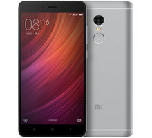 Xiaomi Redmi Note 4, CZ LTE - 32GB, šedá