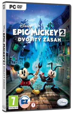 Disney Epic Mickey 2: Dvojitý zásah - PC