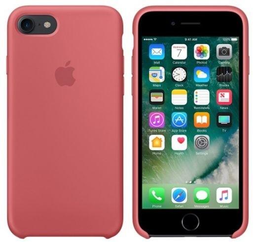 Apple iPhone 7/8 Silicone Case, Camellia