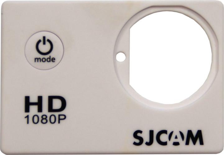 SJCAM ochranný kryt pro SJ4000, bílý