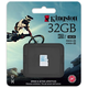 Kingston Action Card Micro SDHC 32GB Class 10 UHS-I U3