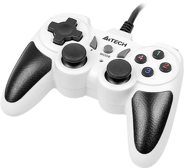 A4Tech X7-T4 Snow (PC, PS3, PS2)