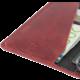 Krusell flipové pouzdro SUNNE 4 CARD Foliocase pro Apple iPhone X, červená