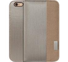 Moshi Overture pouzdro pro iPhone 6, šedá - 99MO052241