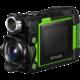 Olympus Outdoor TG-Tracker, zelená  + Pouzdro Olympus Tracking Holder CSCH-125 pro TG-Tracker v ceně 690 Kč