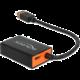 Delock Adaptér SlimPort / MyDP samec > VGA samice + Micro USB samice