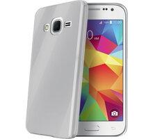 CELLY Gelskin pouzdro pro Samsung Galaxy Core Prime, bezbarvé - GELSKIN473