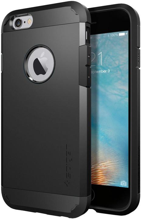 Spigen Tough Armor ochranný kryt pro iPhone 6/6s, black