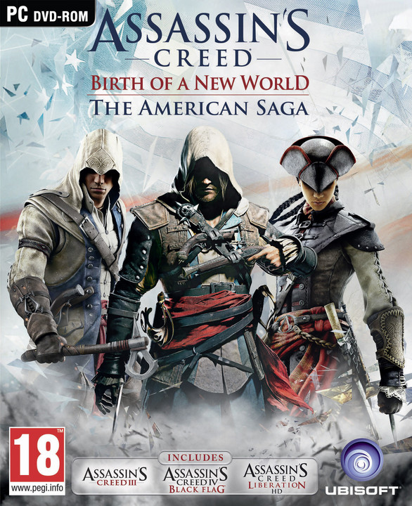 Assassin's Creed: American Saga - PC