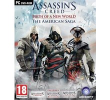 Assassin's Creed: American Saga - PC - PC - 8595172604856