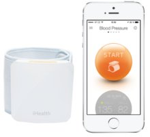 iHealth BP7 Bluetooth zápěstní měřič krevního tlaku - IH-BP7