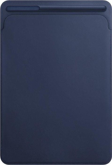 """Apple iPad Pro 10,5"""" Leather Sleeve, modrá"""