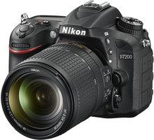 Nikon D7200 + 18-140 AF-S DX VR - VBA450K002