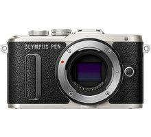 Olympus E-PL8 tělo, černá - V205080BE000
