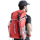 Manfrotto Off road HIKER 30L, červená