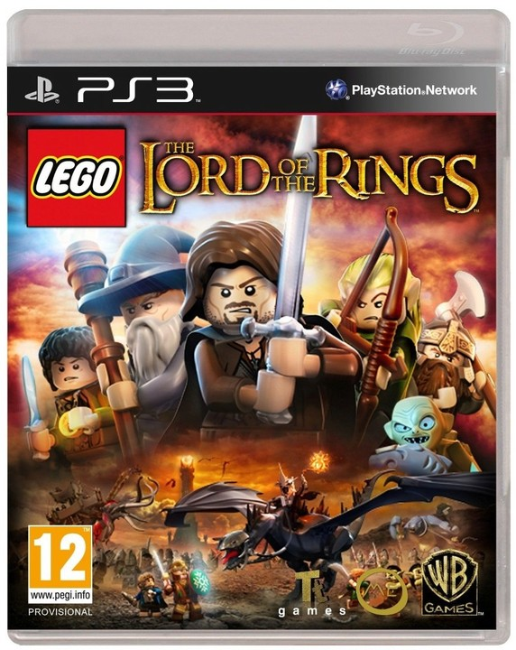 LEGO The Lord of the Rings - PS3