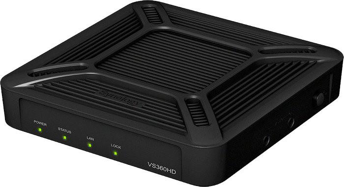 Synology VS360HD monitorovací stanice pro IP kamery