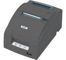 Epson TM-U220B, pokladní tiskárna, ethernet, zdroj, tmavě šedá - C31C514057BD