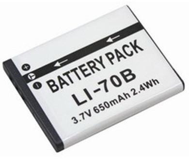 Patona baterie pro Olympus Li-70b 650mAh