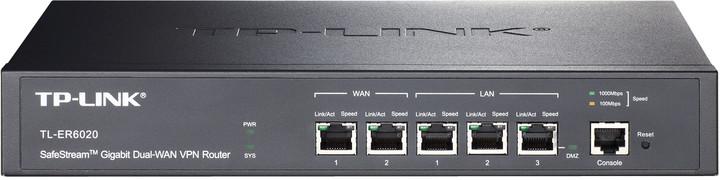 TP-LINK TL-ER6020, router, VPN
