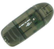 4World čtečka karet SDHC - 03355