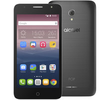 ALCATEL ONETOUCH POP 4+ 5056D, šedá - 5056D-2GALE11