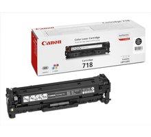 Canon CRG-718, černý - 2662B002