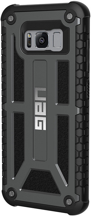 UAG Monarch case, graphite - Samsung Galaxy S8