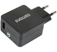 Evolveo MX500, rychlá USB nabíječka 230V - SGM MX500