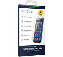 FIXED ochranné tvrzené sklo pro Huawei P8 Lite, 0.33 mm, 2ks - FIXGT-043-033