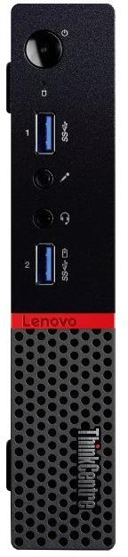 Lenovo ThinkCentre M900 Tiny, černá