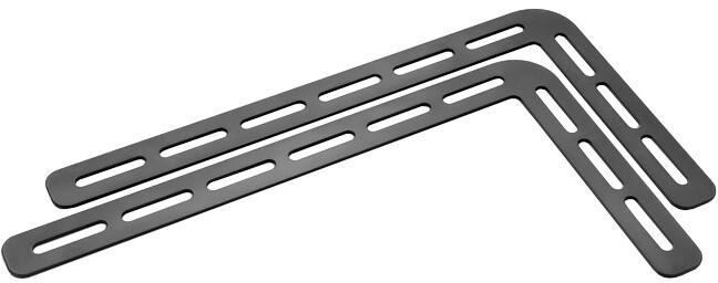 Meliconi 480514 Sound Bar 1000 Držák reproduktorů, černá